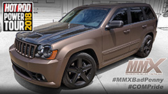 2008 Jeep SRT8 Build and Whipple Supercharged Shop Build by Modern Muscle Performance