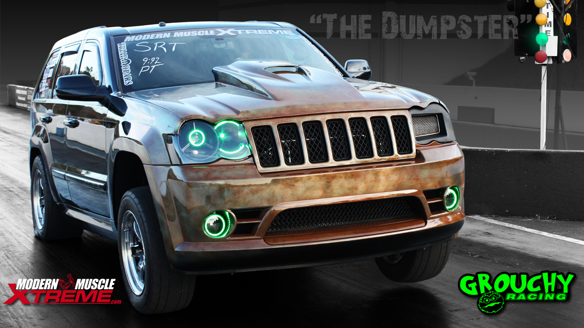 Forged 392 HEMI Engine Whipple Supercharged 2008 Jeep SRT8 Build by Modern Muscle Performance