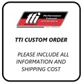 MMX Custom TTI Product Payment