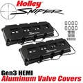 Sniper 5.7 6.1 6.4 HEMI Valve Covers by Holley