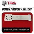 Hellcat Redeye Demon Pulley Pin Holding Tool by TBA
