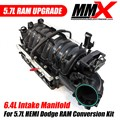 6.4L HEMI Intake Manifold for 5.7L RAM Upgrade Kit by MMX