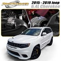 2015 - 2020 Jeep Cherokee SRT 6.4L HEMI Supercharger Kit by Procharger