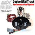 Ram Truck Dual Pump Fuel System by MMX and Fore
