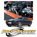 2015 - 2020 Dodge Challenger 6.4L HEMI High Output Supercharger Kit by Procharger