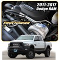 2014 - 2020 RAM 2500/3500 6.4L HEMI High Output Supercharger Kit by Procharger