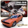 2008 - 2010 Dodge Challenger 6.1L HEMI Stage II Supercharger Kit by Procharger