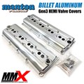 Gen3 HEMI Billet Aluminum Valve Covers by MMX / Manton