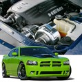 2006 - 2010 Dodge Charger 5.7L HEMI Stage II Supercharger Kit by Procharger