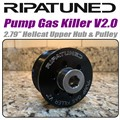 2.79 Inch Hellcat Supercharger Upper Pulley and Hub by Ripatuned