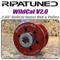 2.69 Inch Hellcat Supercharger Upper Pulley and Hub by Ripatuned