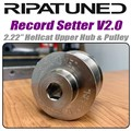 2.22 Inch Hellcat Supercharger Upper Pulley and Hub by Ripatuned
