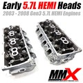 2003-2008 Early 5.7L HEMI Heads by MOPAR