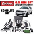 2015-2018 Jeep Cherokee SRT 6.4L HEMI Supercharger Complete Kit  by Edelbrock