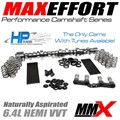6.4L 392 VVT HEMI MAX EFFORT NA Performance Camshaft Kit by Modern Muscle Xtreme