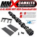 6.4L HEMI NSR Performance Camshaft Kit - NSR-STAGE3-LOPE - by MMX
