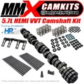 5.7L HEMI VVT Performance Camshaft Kit - 5.7-STROKER-NA - by MMX