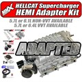 Hellcat Supercharger Adapter Kit by MMX