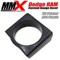 Dodge RAM Gauge Bezel 3D printed by MMX