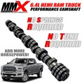 5.7 VVT HEMI NO TUNE REQUIRED NSR MDS Performance NA Camshaft by MMX