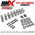 "MMX .675"" Beehive Spring Kit W Comp Cams Springs"