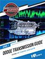 Dodge Transmission Guide by the Tuning School