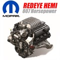 Hellcat Redeye HEMI Crate Engine by MOPAR - 807 Horsepower FREE SHIP (lower 48)