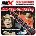 6.4L 392 VVT HEMI NSR CHOPSTIX Grind with Remote Tuning by MMX