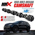 6.4L 392 VVT HEMI NSR WK2 Megan Edition Performance NA Camshaft with Remote Tune by Modern Muscle