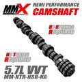 5.7 VVT HEMI NO TUNE REQUIRED NSR NON MDS Performance NA Camshaft by MMX