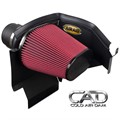 5.7L HEMI Cold Air Intake - Red - by Airaid