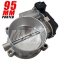 Hellcat CNC Ported 95mm Throttle Body by Modern Muscle Performance