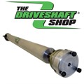 2009 - 2014 Dodge Charger R/T / SRT / SRT392 Automatic 4'' Aluminum Driveshaft by Driveshaft Shop