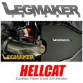 Hellcat Cold Air Intake Carbon Fiber Design by Legmaker