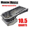 HEMI High Capacity Oil Pan by Modern Muscle Performance