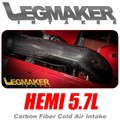 5.7L HEMI True V2 Cold Air Intake by Legmaker Intakes