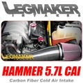 5.7L HEMI Hammer Design Cold Air Intake by Legmaker Intakes