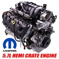 5.7L HEMI Crate Engine