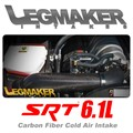 6.1L HEMI Jeep Cold Air Intake by Legmaker