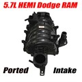 5.7L HEMI Dodge Ram Ported Intake by Modern Muscle Performance