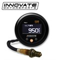 Powersafe Nitrous Bottle and Wideband Air Fuel Ratio Gauge by Innovate Motorsports