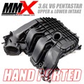 3.6L V6 Pentastar Ported Upper and Lower Intake Manifold