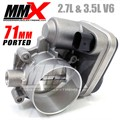 2.7L 3.5L V6 LX Ported Throttle Body by Modern Muscle Performance