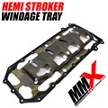 Hemi Stroker Engine Custom Windage Tray by Modern Muscle Performance