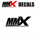 MMX Vinyl Decal