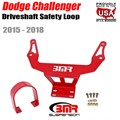 2015 - 2018 Challenger HP 70 A8 Automatic Trans Driveshaft Safety Loop by BMR
