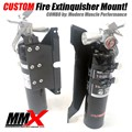 Fire Extinguisher and Mounting Bracket Combo by Modern Muscle Performance