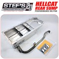 Hellcat HEMI Performance Rear Sump Oil Pan by Stef's