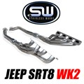 2012 - 2018 Jeep SRT8 WK2 Exhaust Headers by Stainless Works