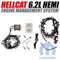Hellcat 6.2L HEMI Engine Management System by MOPAR